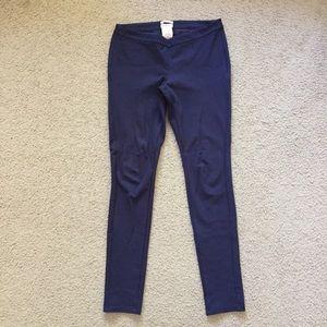 MERONA WOMEN SLIM PANTS LEGGINGS DARK BLUE 4